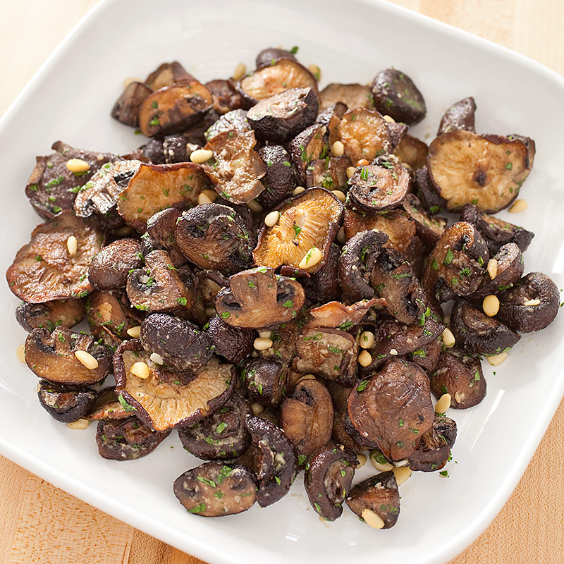 America S Test Kitchen Roasted Mushrooms