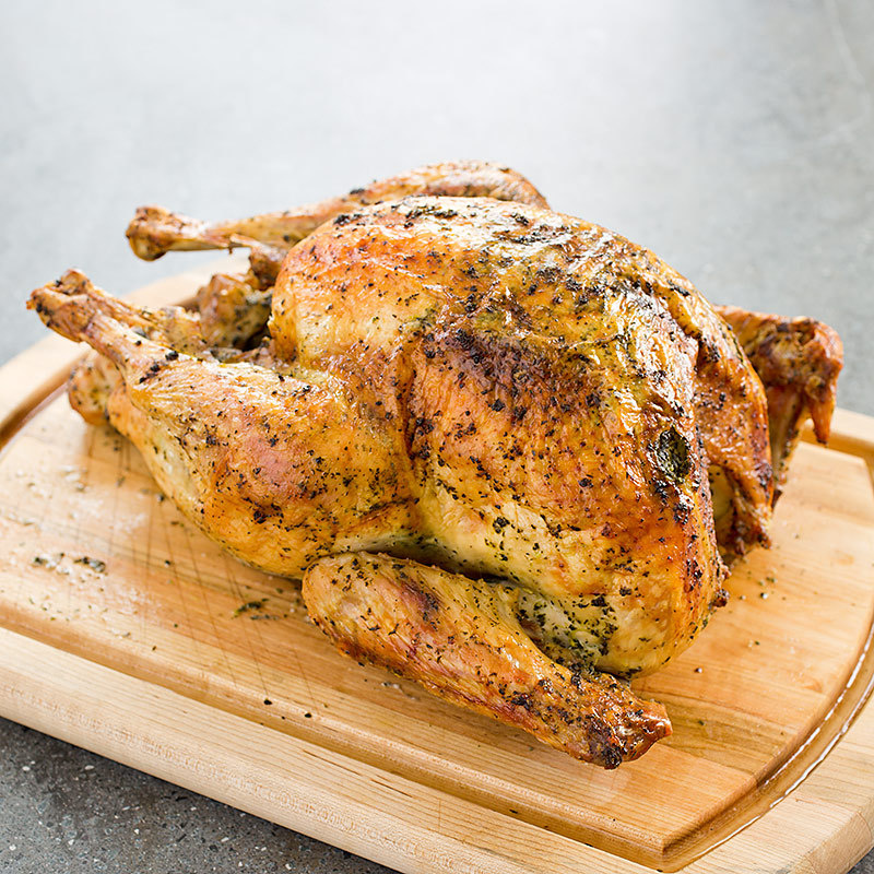 Herbed Roast Turkey