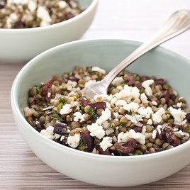 America S Test Kitchen Lentil Salad