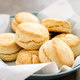 Quick and Easy Cream Biscuits
