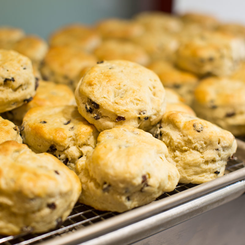 America S Test Kitchen British Scones