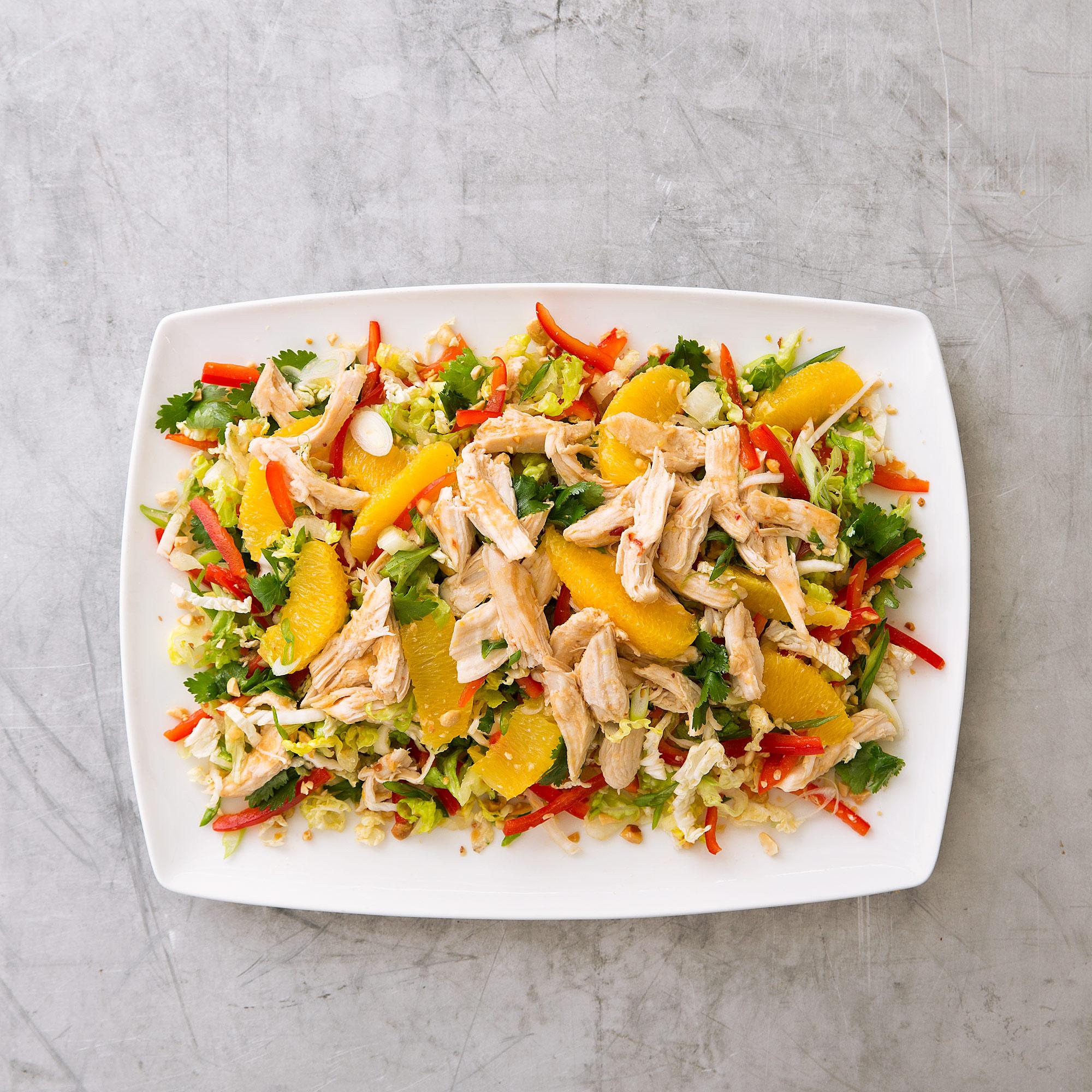 Chinese Chicken Salad America Test Kitchen