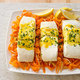 Braised Halibut with Carrots and Coriander