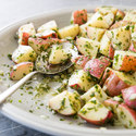 Lemon and Herb Red Potato Salad