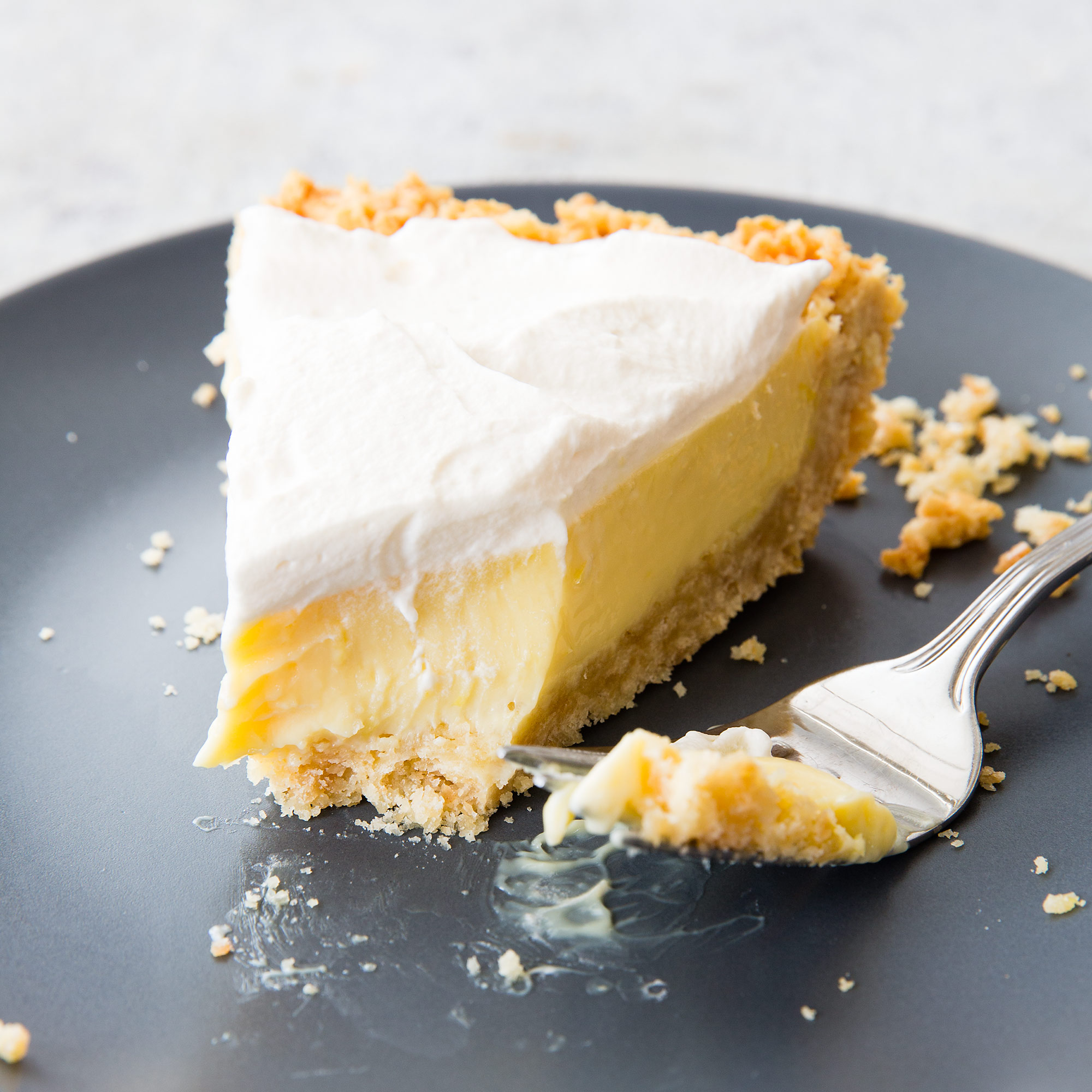 America S Test Kitchen North Carolina Lemon Pie