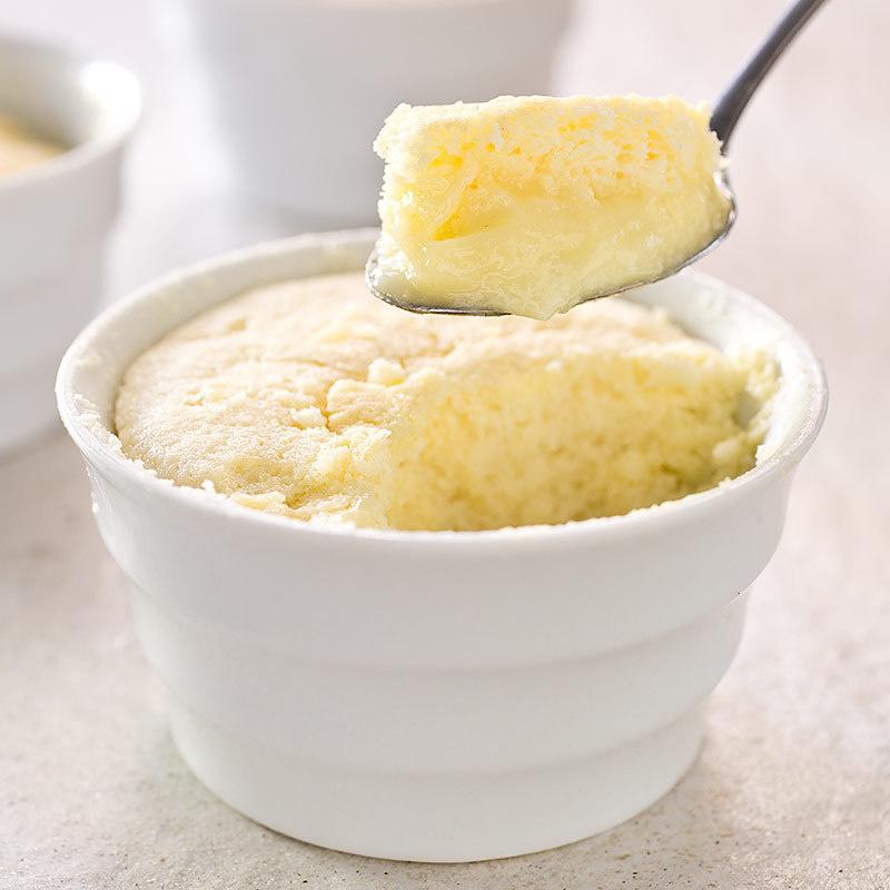 Lemon Pudding Cakes Americas Test Kitchen
