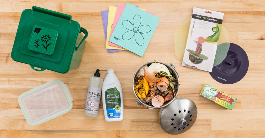 Tools For The Eco Friendly Kitchen