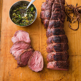 America S Test Kitchen Grill Roast Beef Tenderloin Recipe
