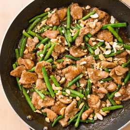 Detail sfs stir fried pork with green beans and cashews 5 20 1
