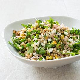 America S Test Kitchen Israeli Couscous Salad Recipe