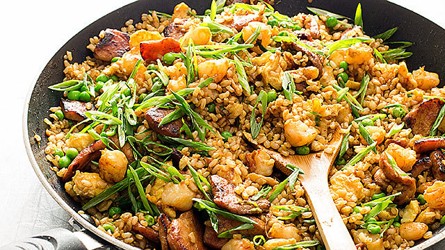 America S Test Kitchen Brown Rice Fried Rice
