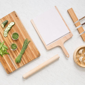 Beautiful Wooden Cooking Tools