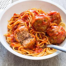 America S Test Kitchen Sausage Meatballs