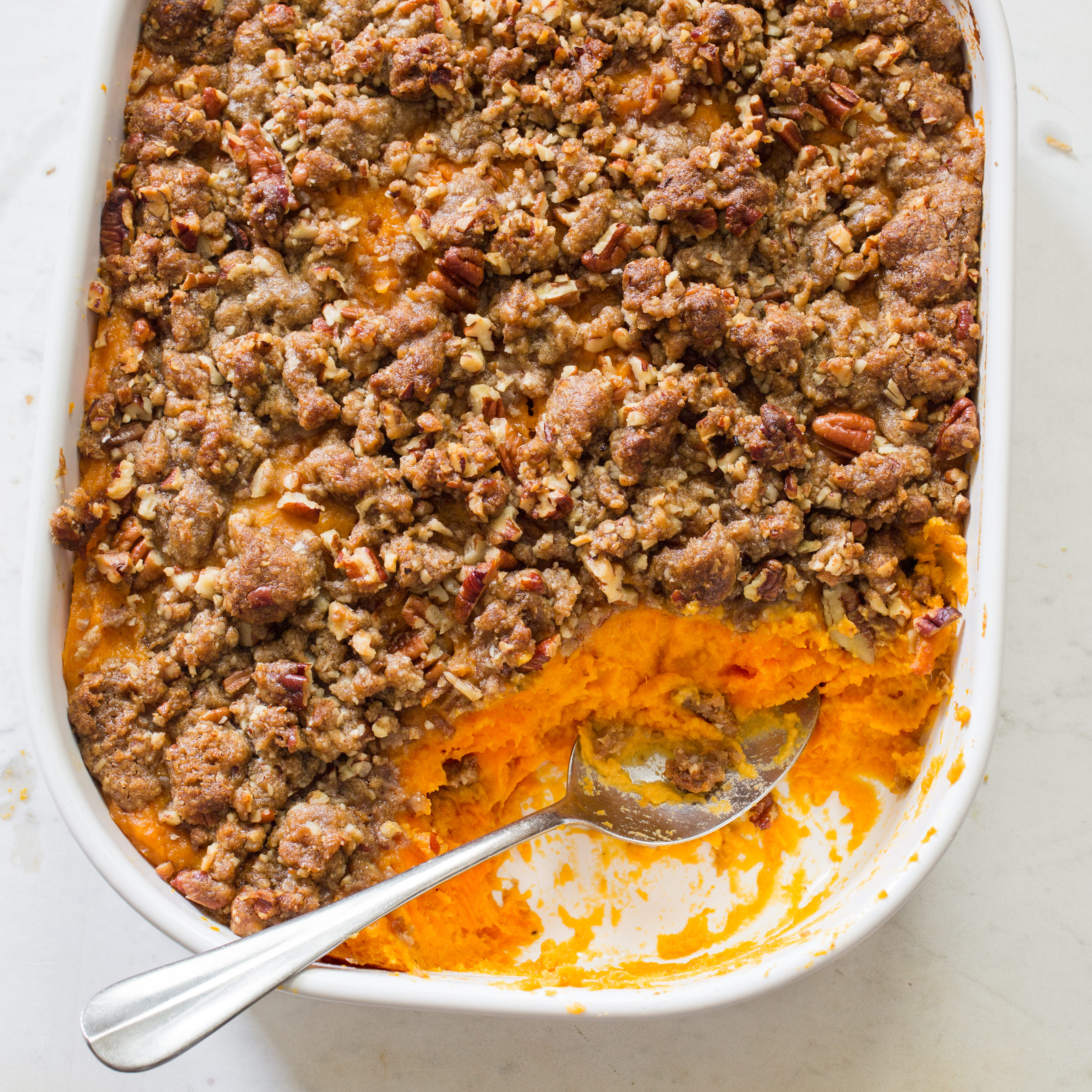 Sweet Potato Casserole Cook S Illustrated