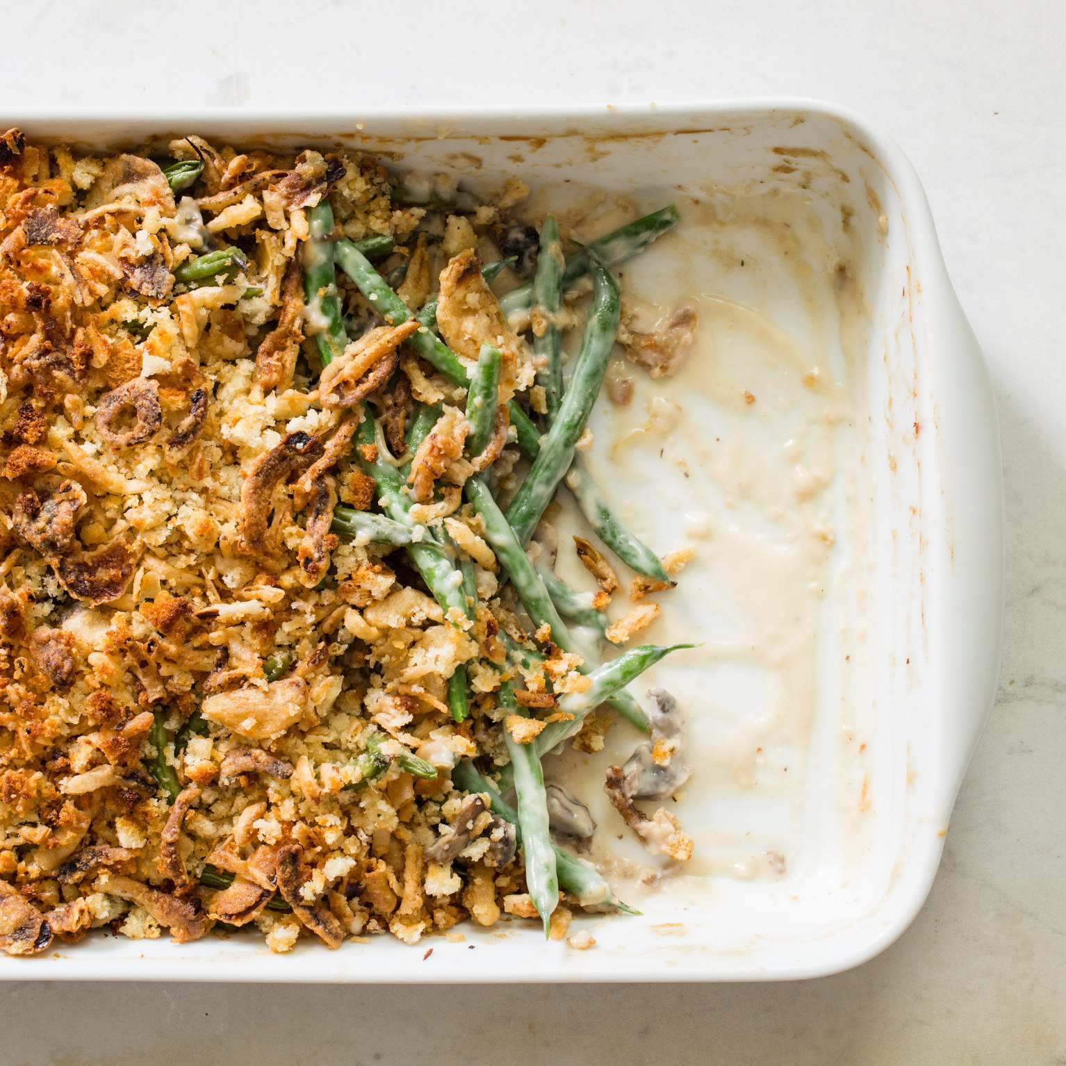 Green Bean Casserole America S Test Kitchen