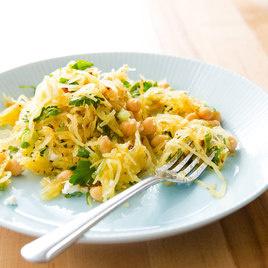 Spaghetti Squash America Test Kitchen