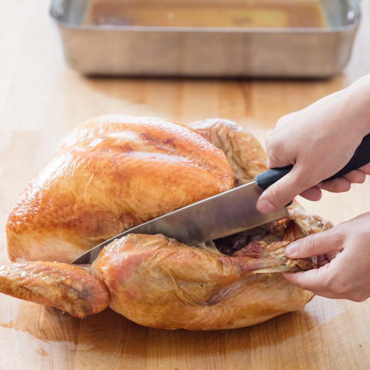 America Test Kitchen Roasting A Turkey