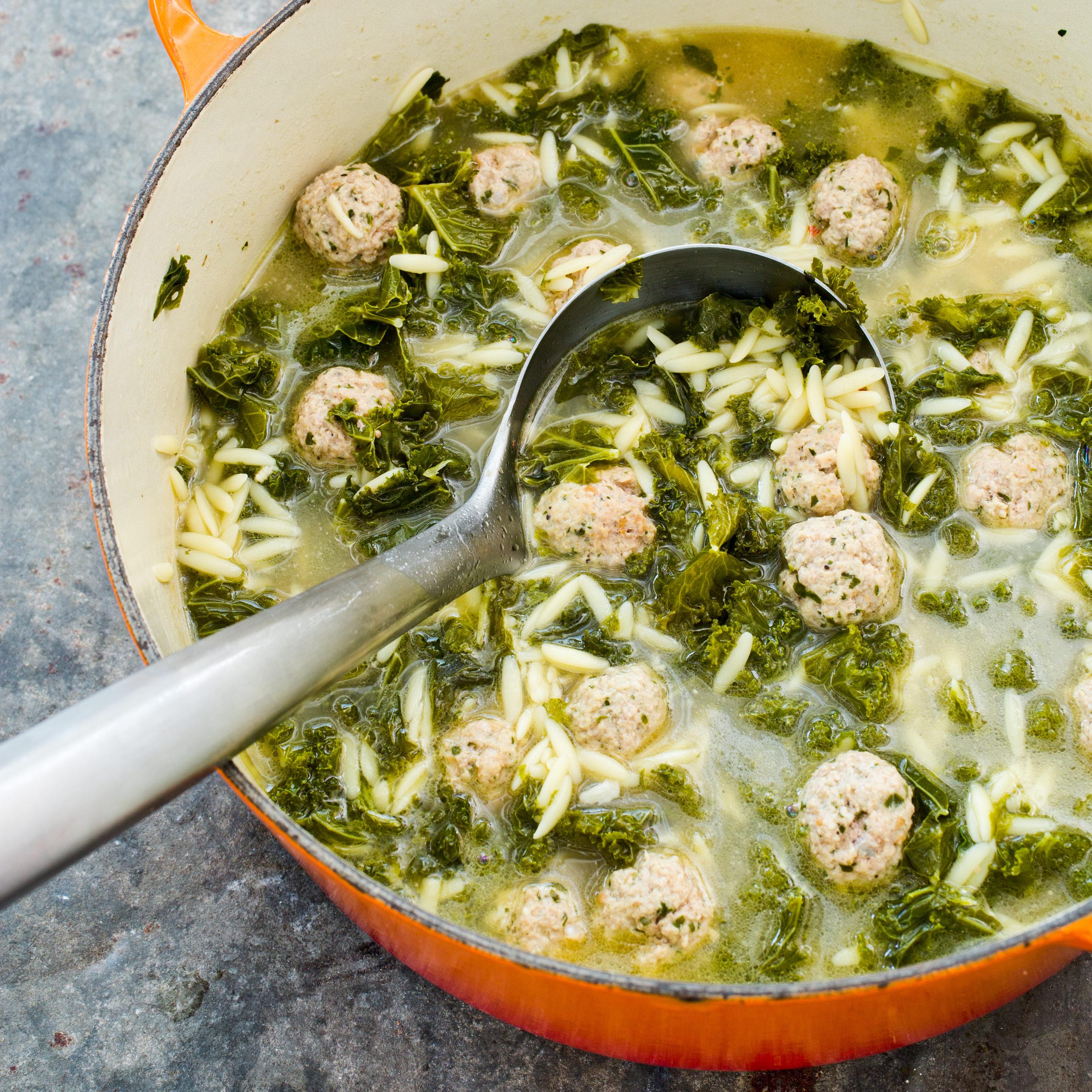 Wedding Soup: Pittsburgh Wedding Soup