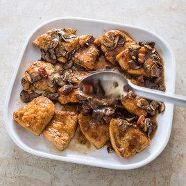 America S Test Kitchen Chicken Marsala Recipe