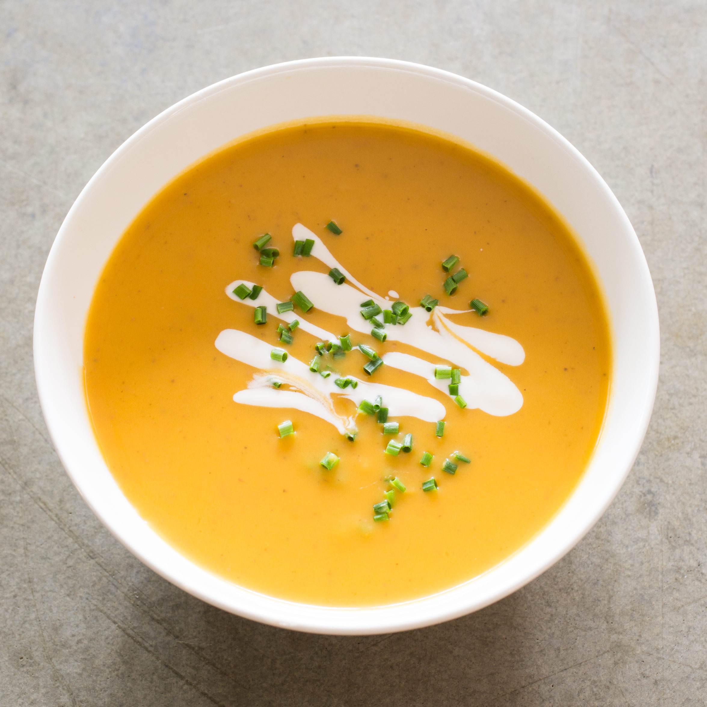 America S Test Kitchen Sweet Potato Soup Recipe