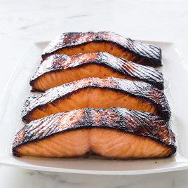 Miso Marinated Salmon America S Test Kitchen