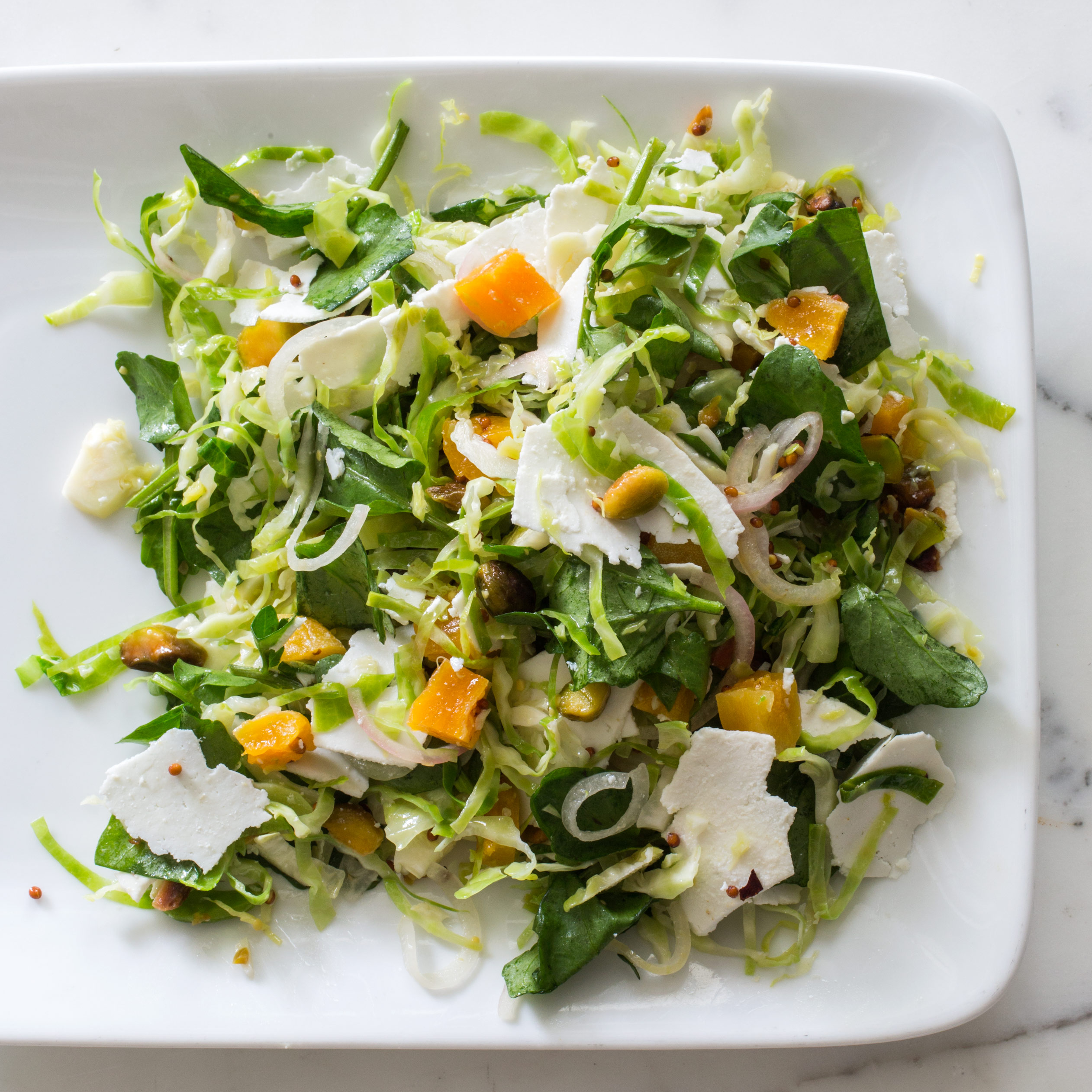 America S Test Kitchen Brussel Sprout Salad