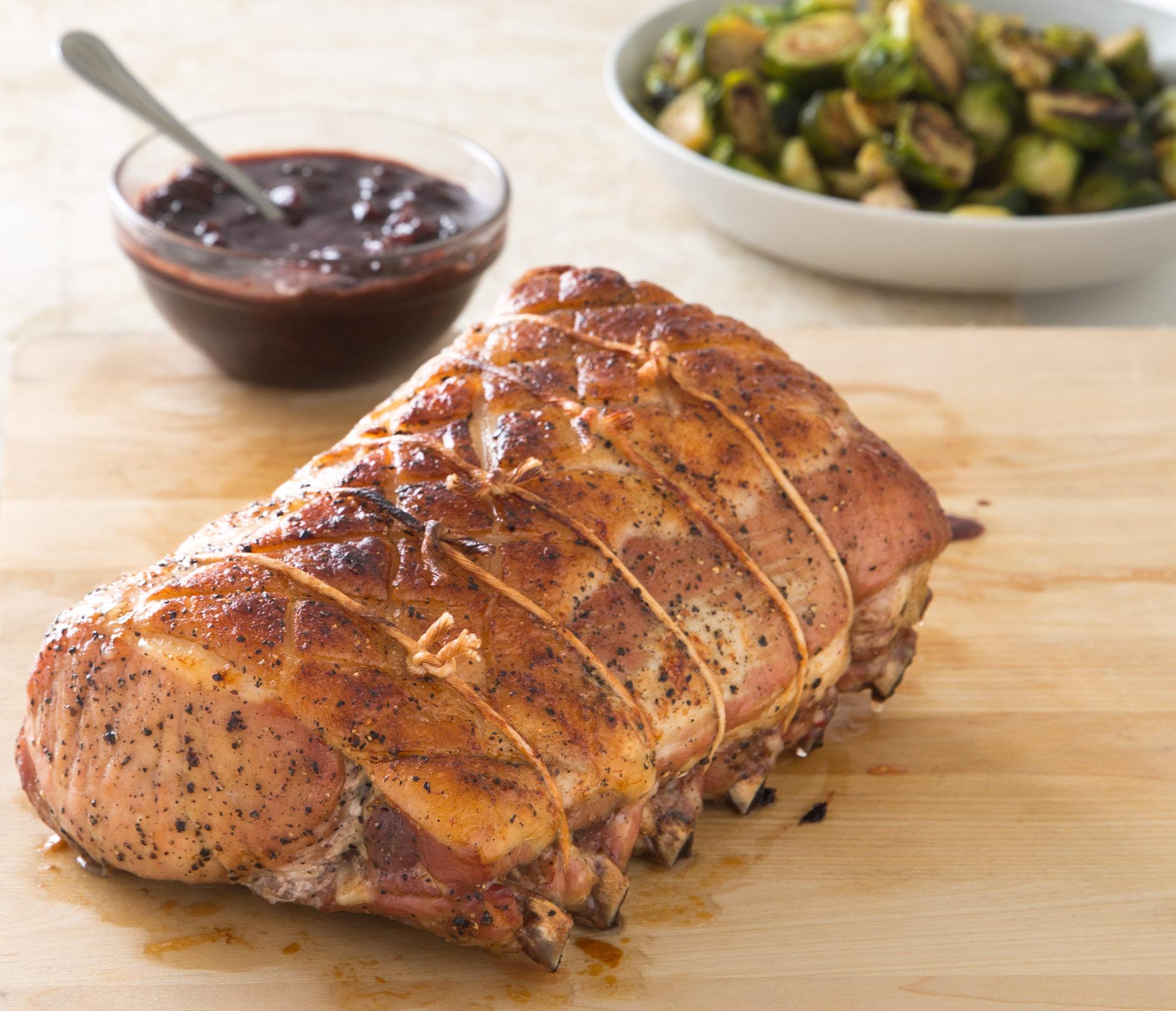 Pork Loin Roast Recipe America S Test Kitchen