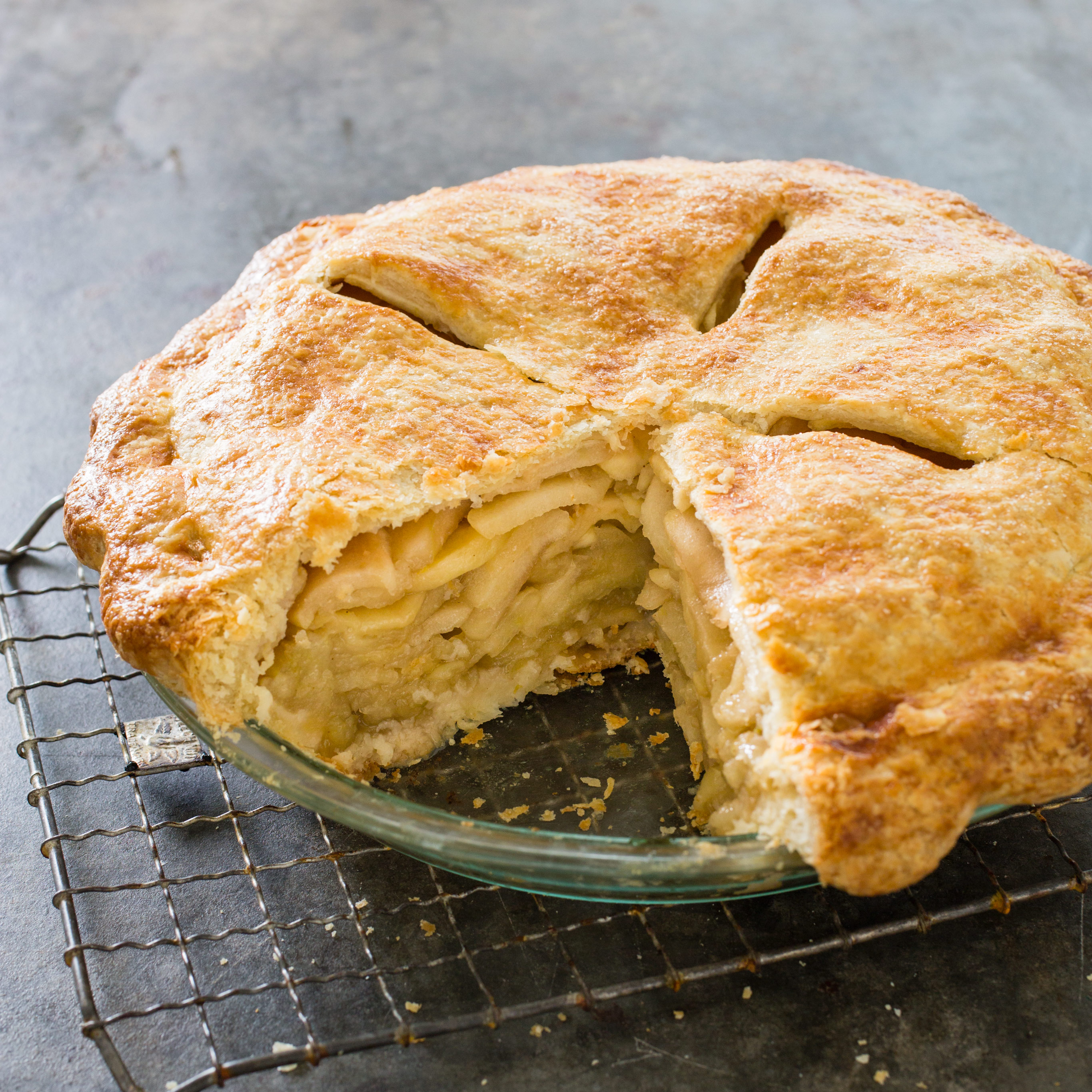Deep Dish Apple Pie Cook S Illustrated