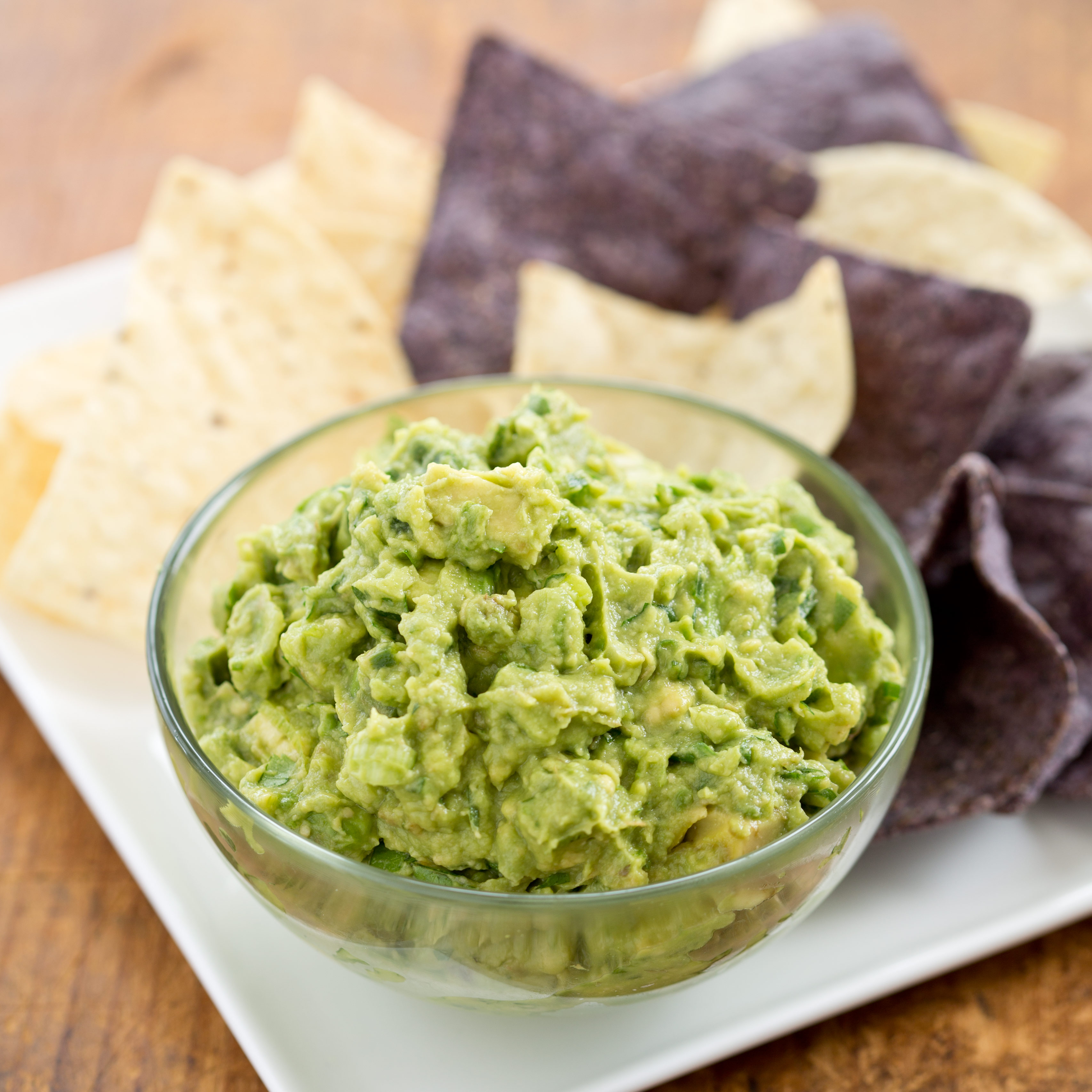 Chunky Guacamole Cook S Illustrated