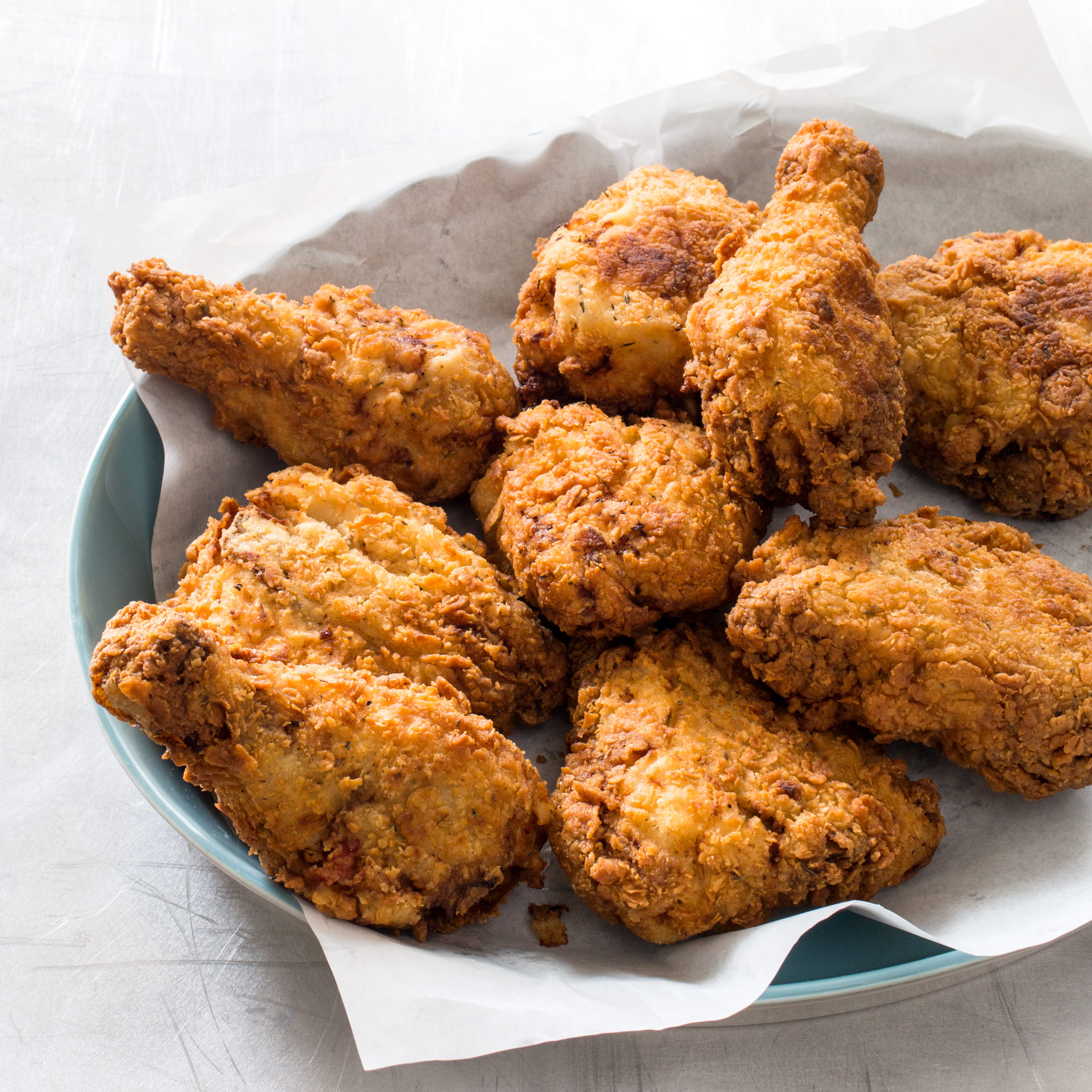 Fried Chicken Recipe America S Test Kitchen