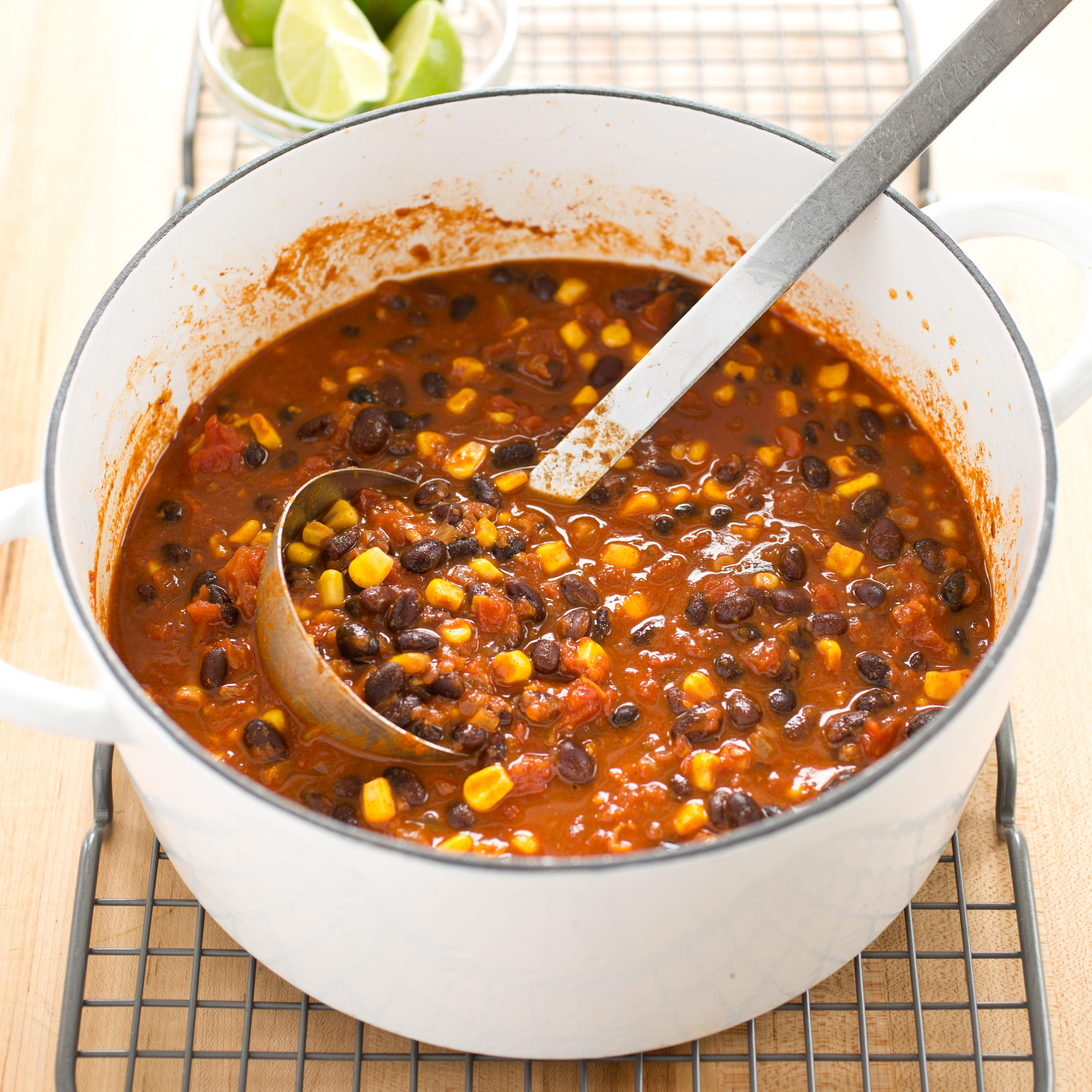 America S Test Kitchen Vegetarian Chili Recipe