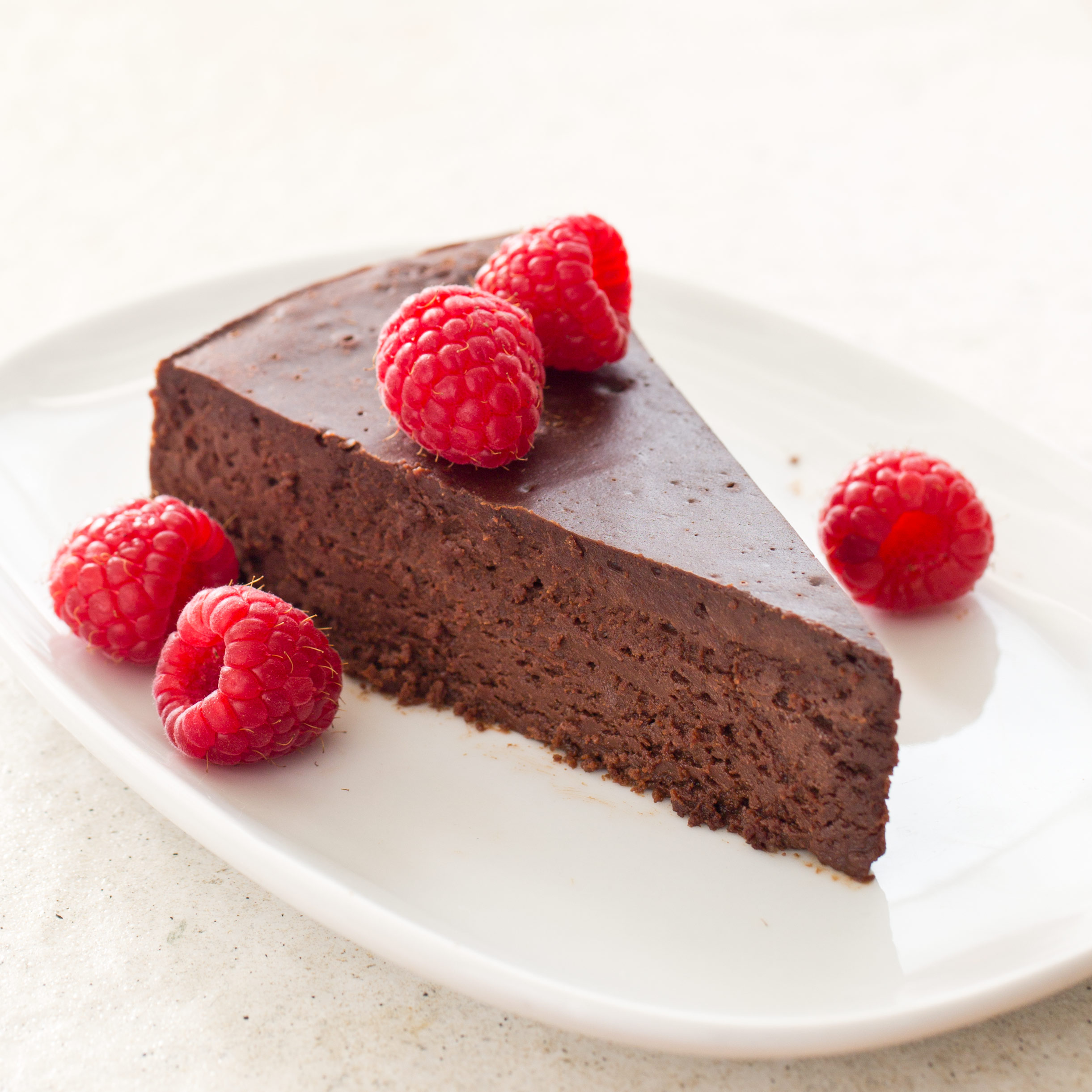 The Ultimate Flourless Chocolate Cake