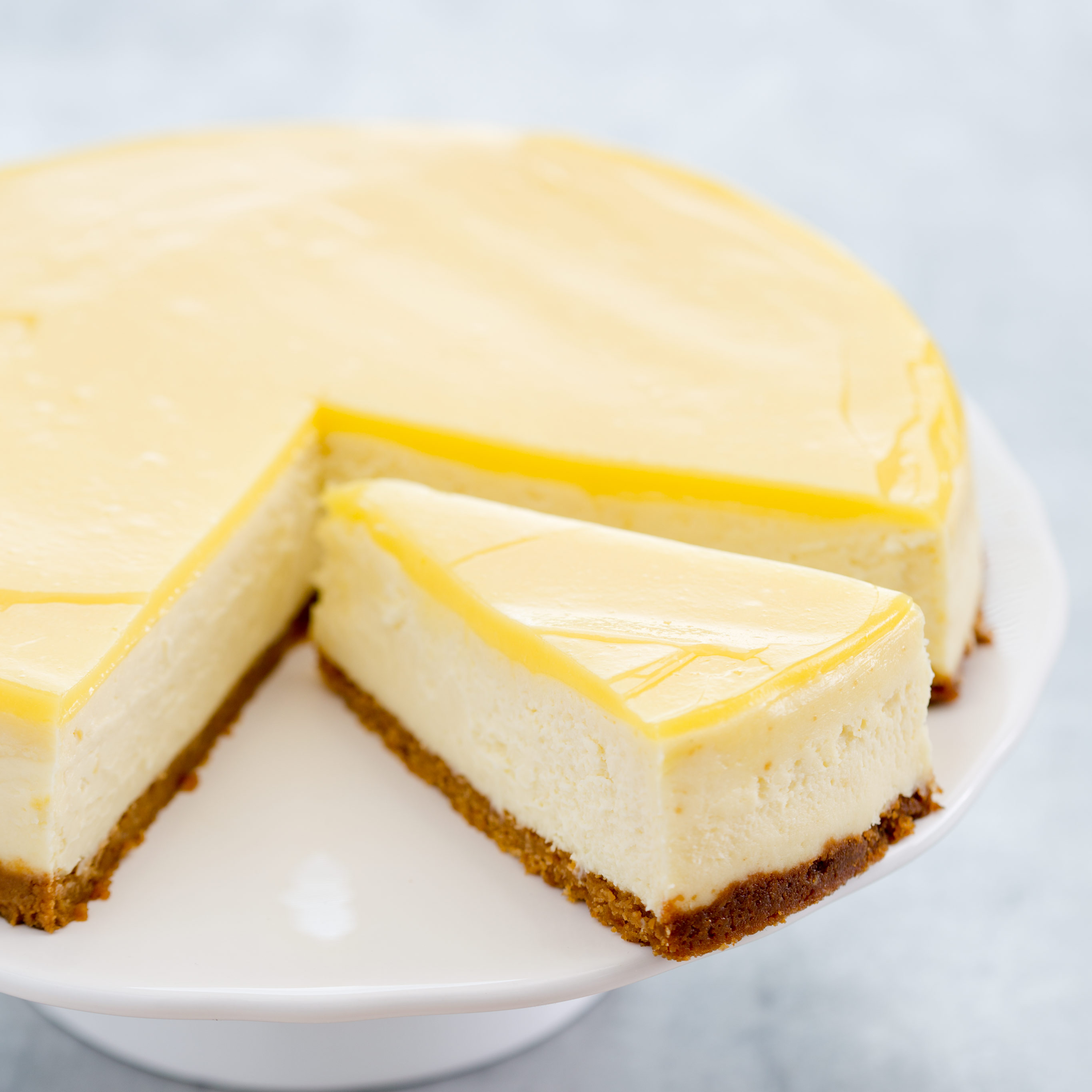 Lemon Cheesecake Americas Test Kitchen