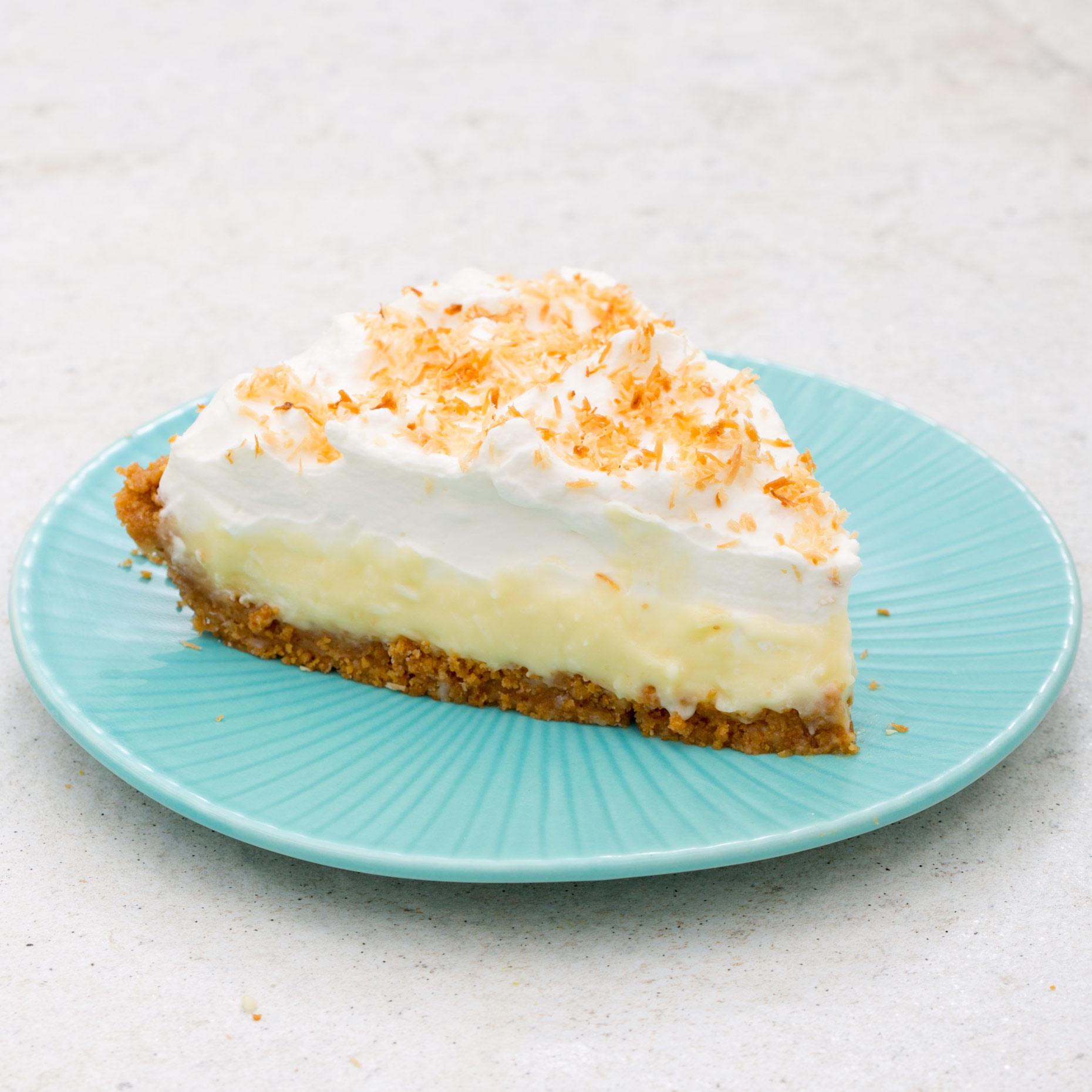 Coconut Cream Pie | Cook's Illustrated