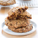 Chocolate-Chunk Oatmeal Cookies with Pecans and Dried Cherries