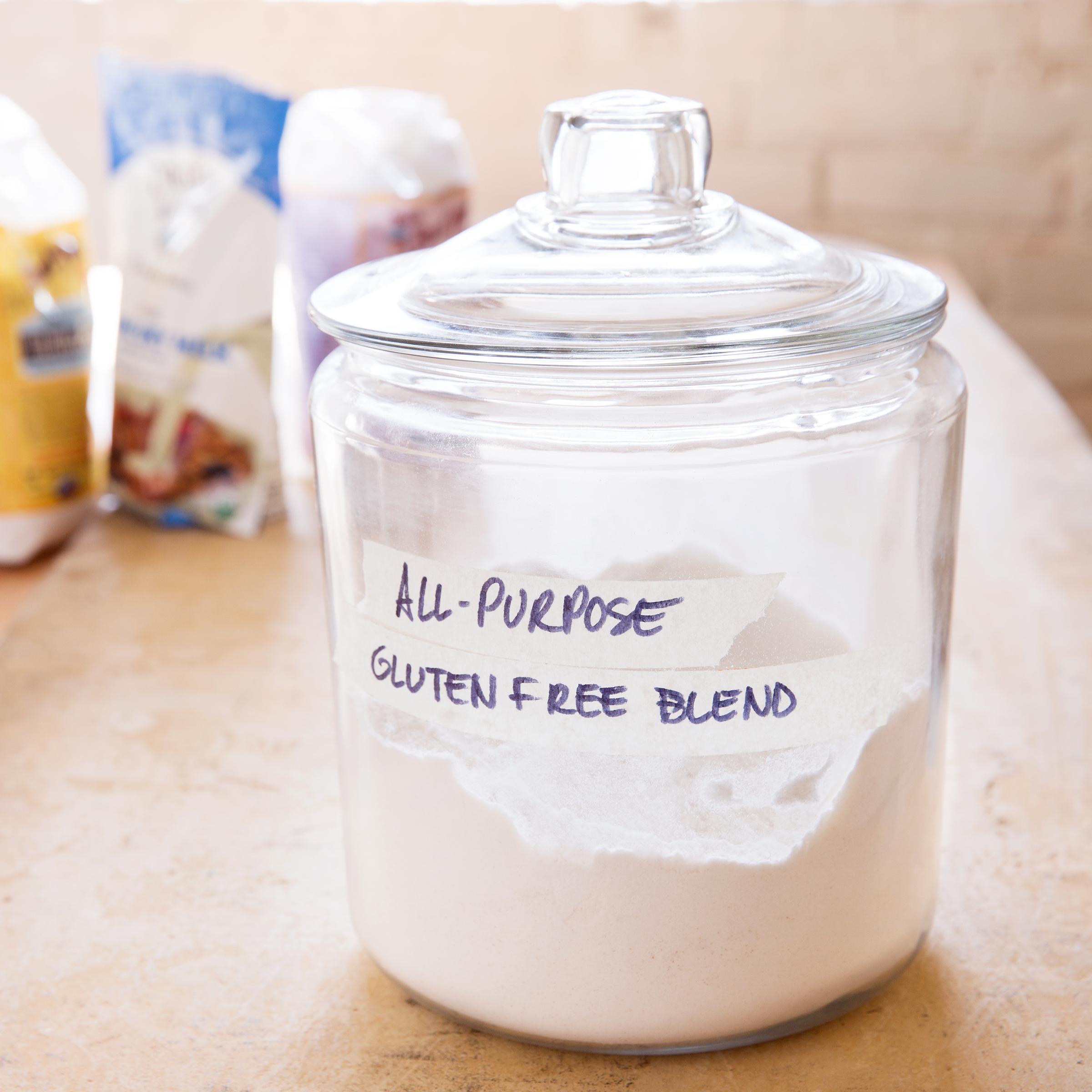 America\'s Test Kitchen Gluten-Free Flour Blend | America\'s Test Kitchen