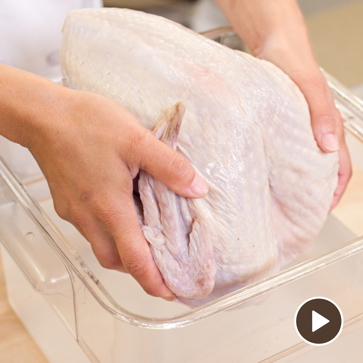 How To Brine A Turkey Amp How To Salt A Turkey Cook S