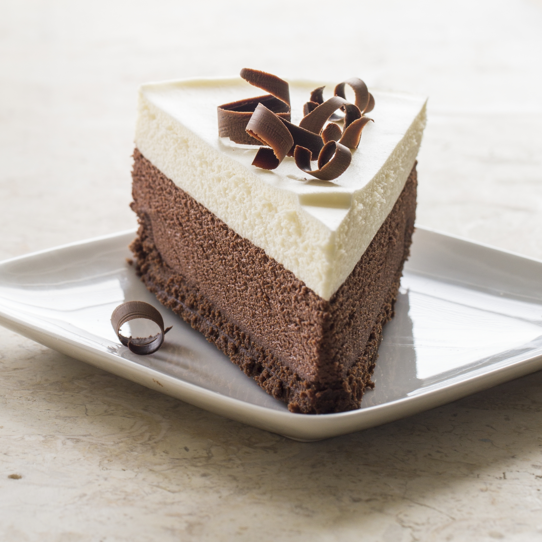 Chocolate Mocha Mousse Torte