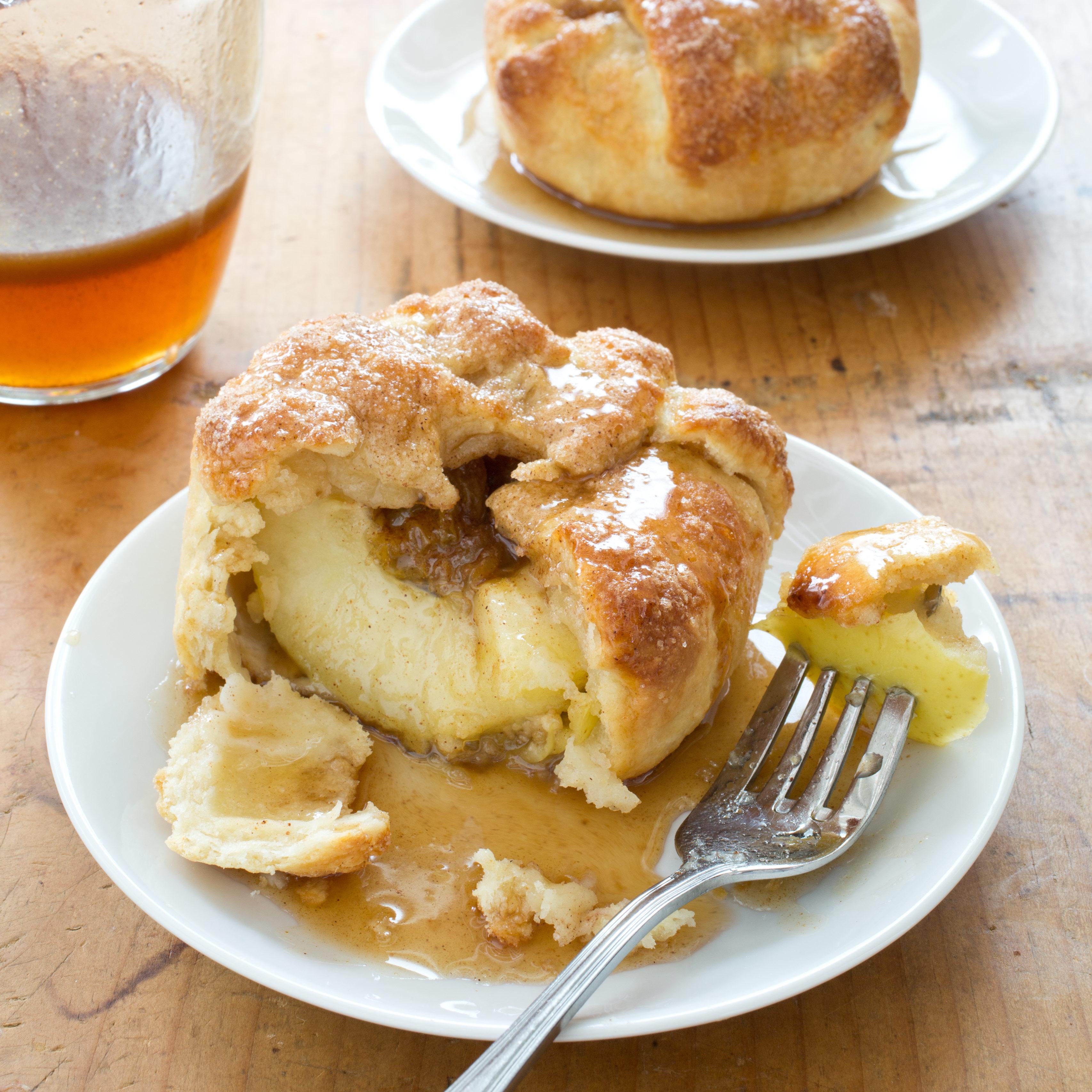 Country Kitchen Apple Dumpling Recipe