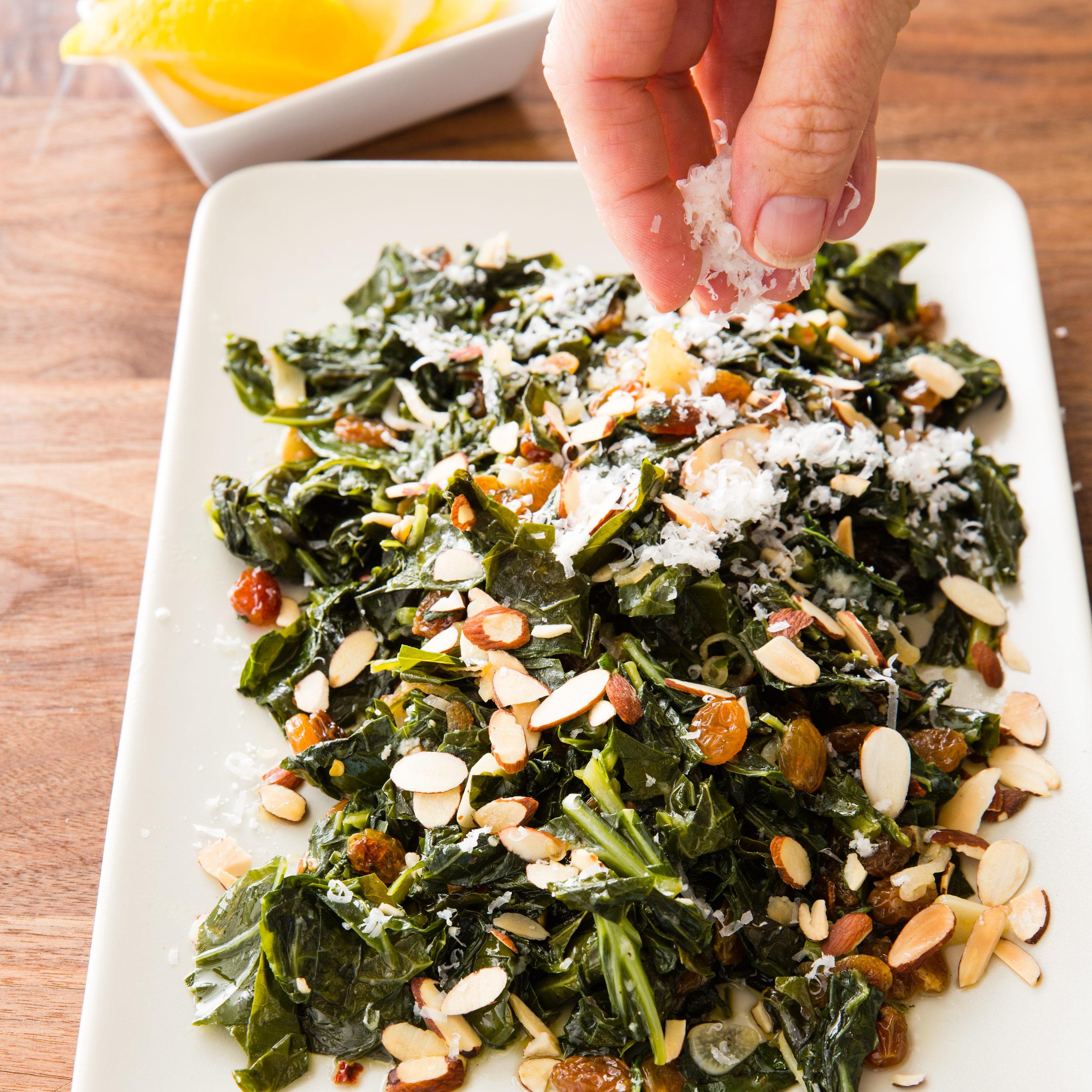Collard Greens America S Test Kitchen