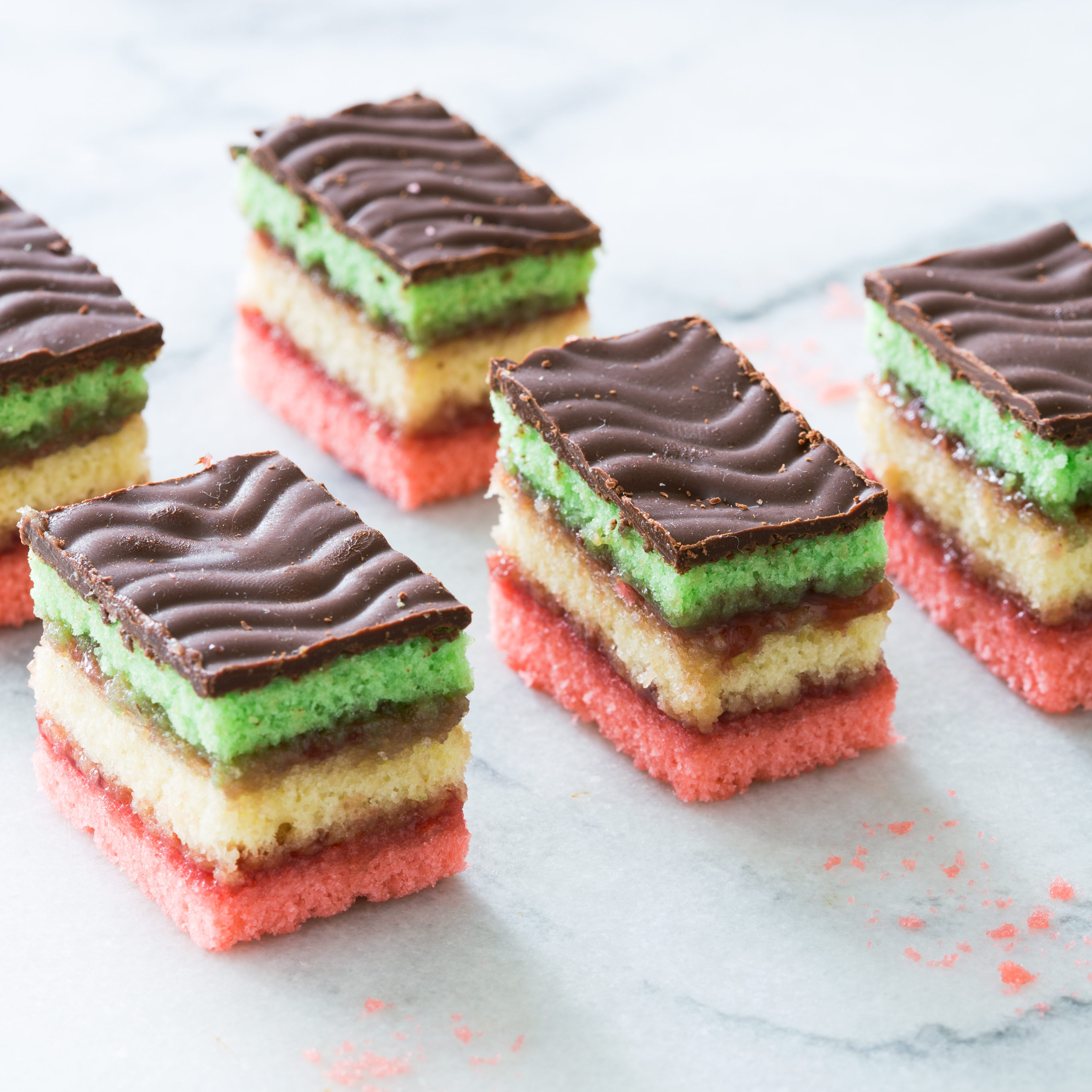 Rainbow Cookie Cake Food Network