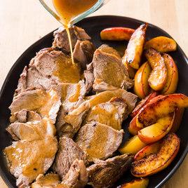 Cider Braised Pork Roast