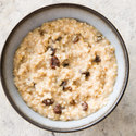 Raisin and Brown Sugar Oatmeal