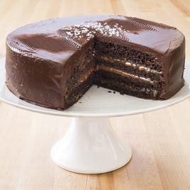 America S Test Kitchen Chocolate Caramel Layer Cake Recipe