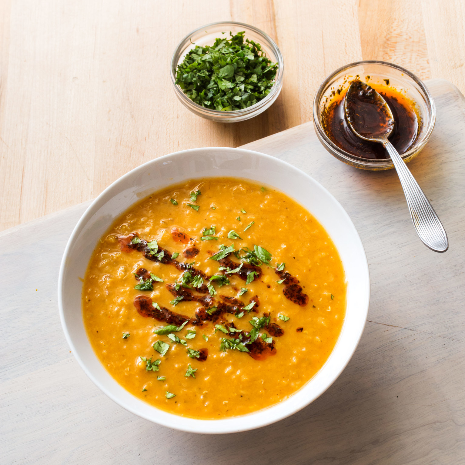 America S Test Kitchen Red Lentil Soup Recipe
