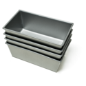 Chicago Metallic Set of 4 Mini Loaf Pans