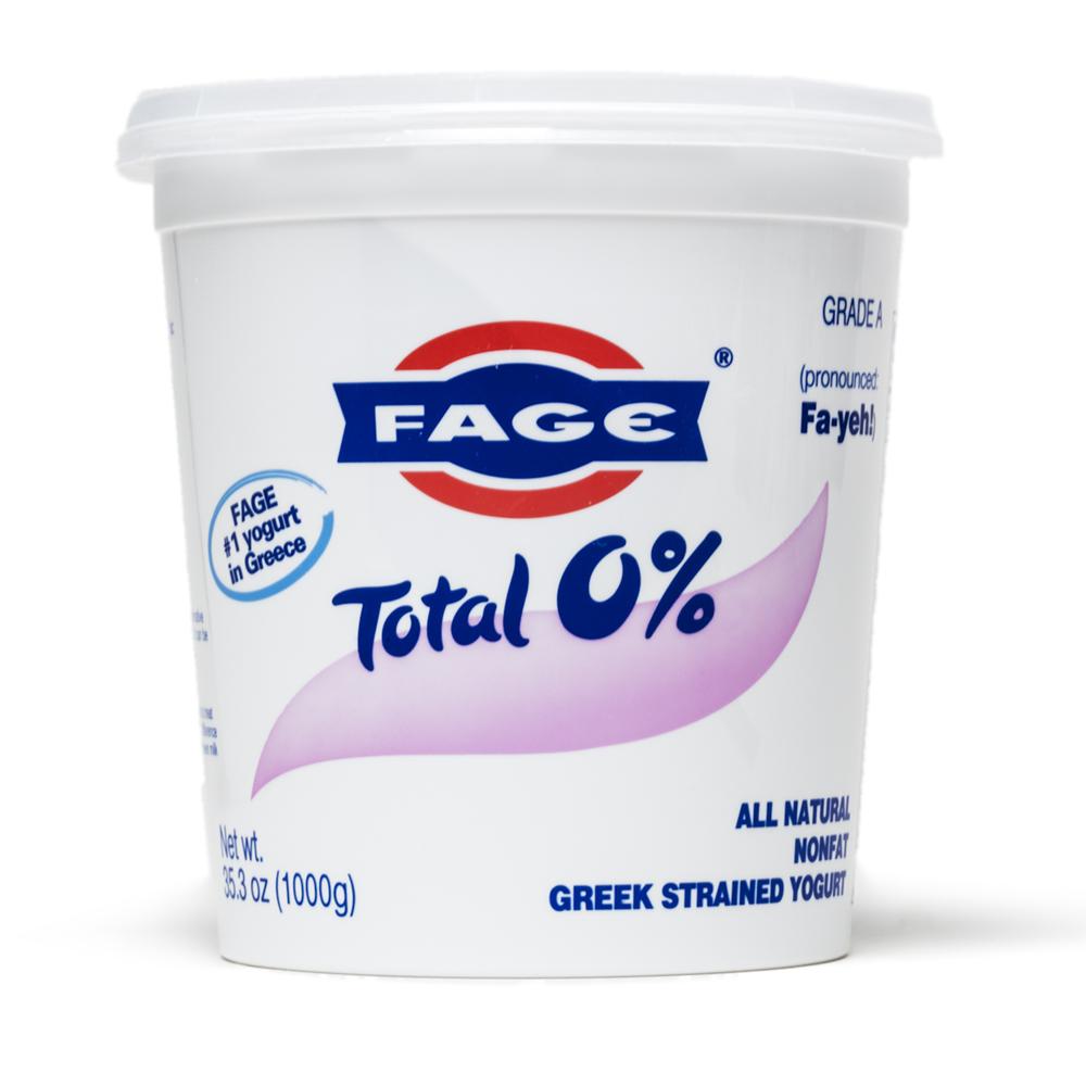 Tasting Whole-Milk Greek Yogurt