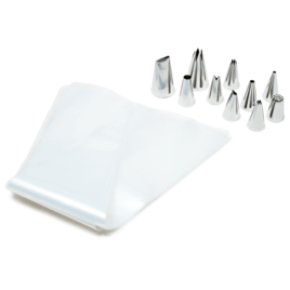 Wilton 20-piece Beginning Buttercream Decorating Set