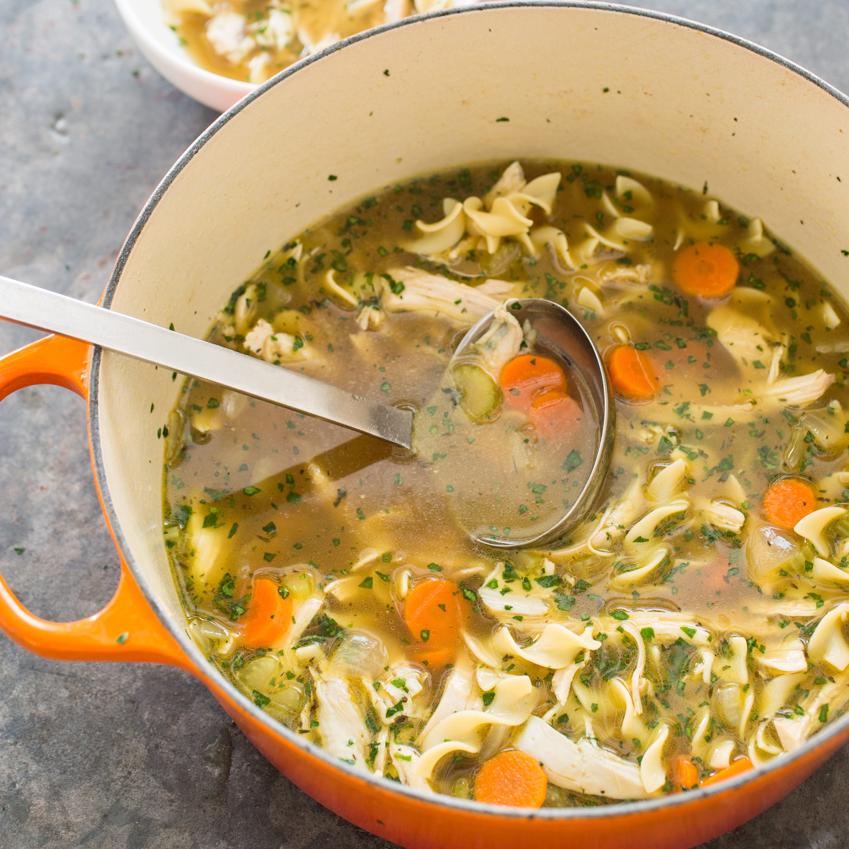 Kitchen Recipes: Hearty Chicken Noodle Soup