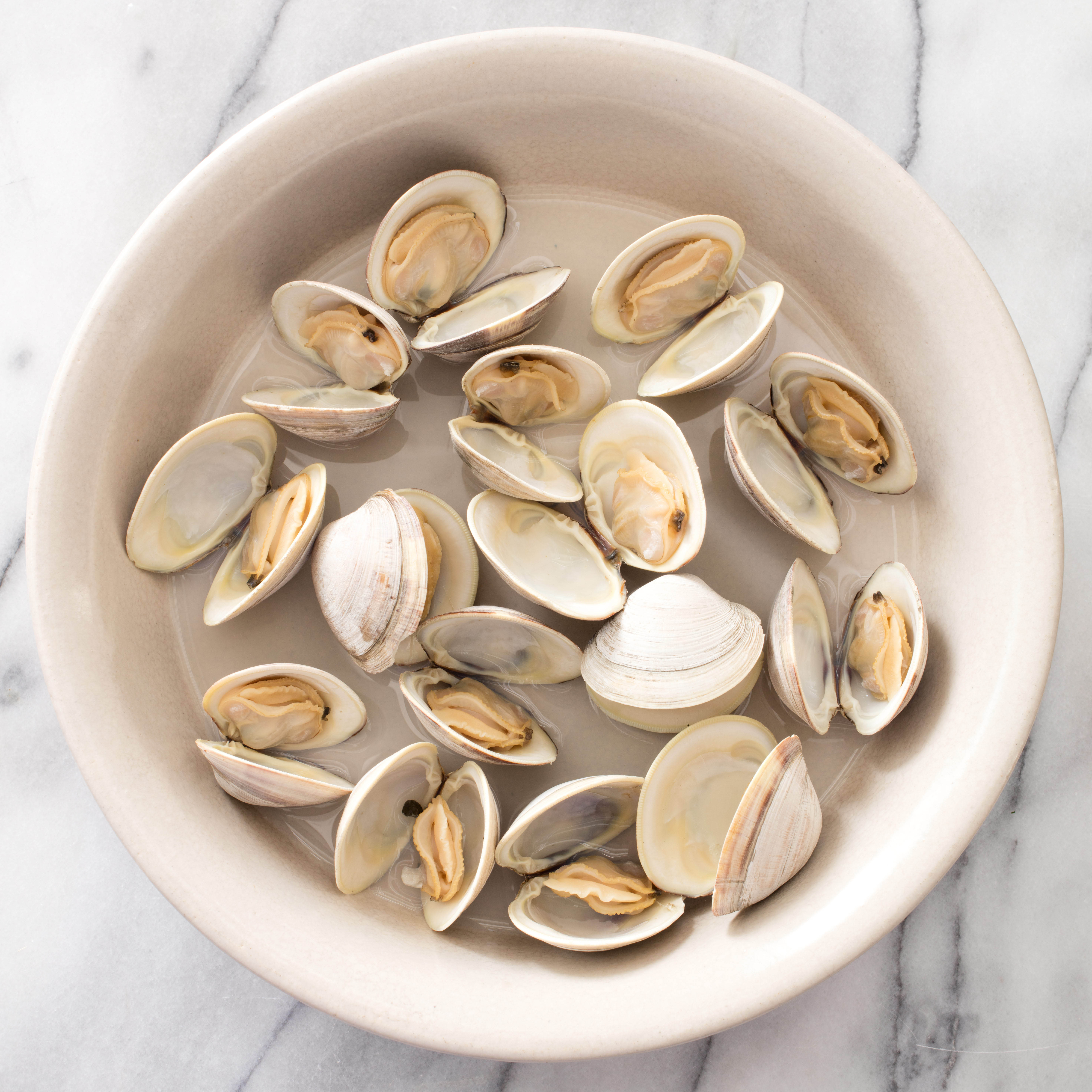 Steamed Littleneck Clams Cook S Illustrated